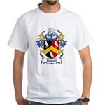 Howart Coat of Arms White T-Shirt