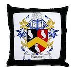 Howart Coat of Arms Throw Pillow