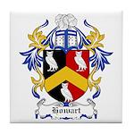 Howart Coat of Arms Tile Coaster