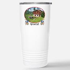 swiss gruetze Travel Mug