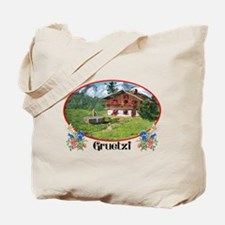 swiss gruetze Tote Bag