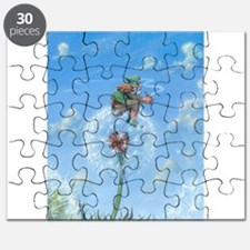 Dandelion Gnome Puzzle