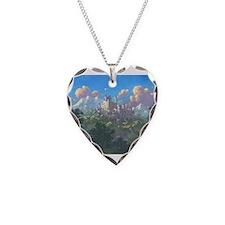 Fairy tale Castle Necklace