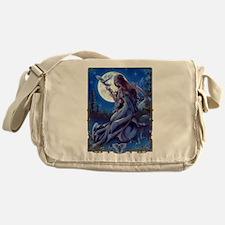 The Queen of Dreams Messenger Bag
