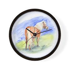 Pony.jpg Wall Clock