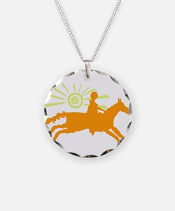 sunhorse.jpg Necklace