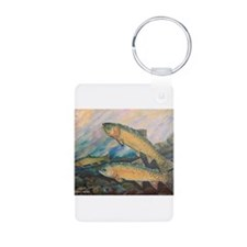 yctrout Keychains