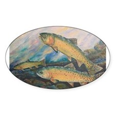 yctrout Decal