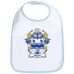 Horne Coat of Arms Bib