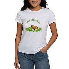 I love Capybaras Tee