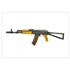 AK 74 5.54mm Russian federation, new caliber Canvas Art