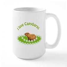 I love Capybaras Mug