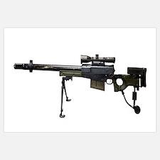 AW50 anti-materiel bolt-action .50 caliber rifle