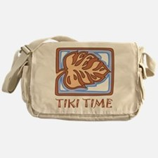 Tiki Time Messenger Bag