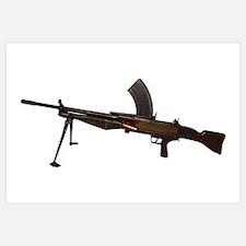 BESAL light machine gun, designed as a replacement