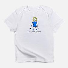 stick quilter.JPG Infant T-Shirt
