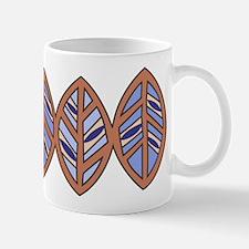Leaf Border Mug