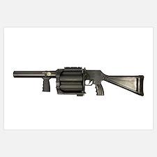 GL6 40mm grenade launcher
