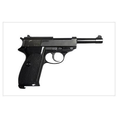 Handgun Poster