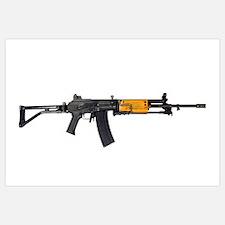 Israeli Galil 5.56mm assault rifle