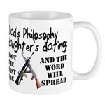 Dad's Philosophy Mug