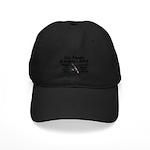Dad's Philosophy Black Cap