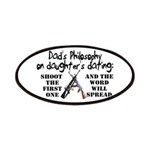 Dad's Philosophy Patches