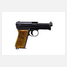 Mauser Model 1914 7.65mm pocket pistol