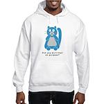 Mean Kitty Hooded Sweatshirt