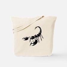Giant Robot Scorpions Tote Bag