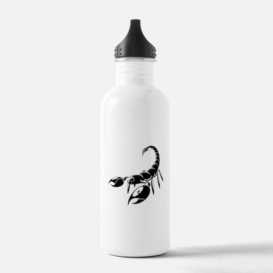 Giant Robot Scorpions Sports Water Bottle
