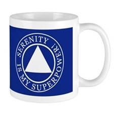 Serenity Superpower Small Mug
