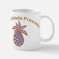 Pina Colada Princess Mug