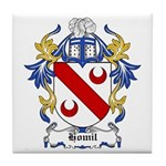 Homil Coat of Arms Tile Coaster