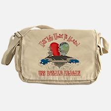 Half My Heart Messenger Bag