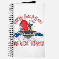 Half My Heart Journal