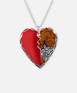 Half My Heart Necklace