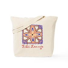 Tiki Lounge Tote Bag