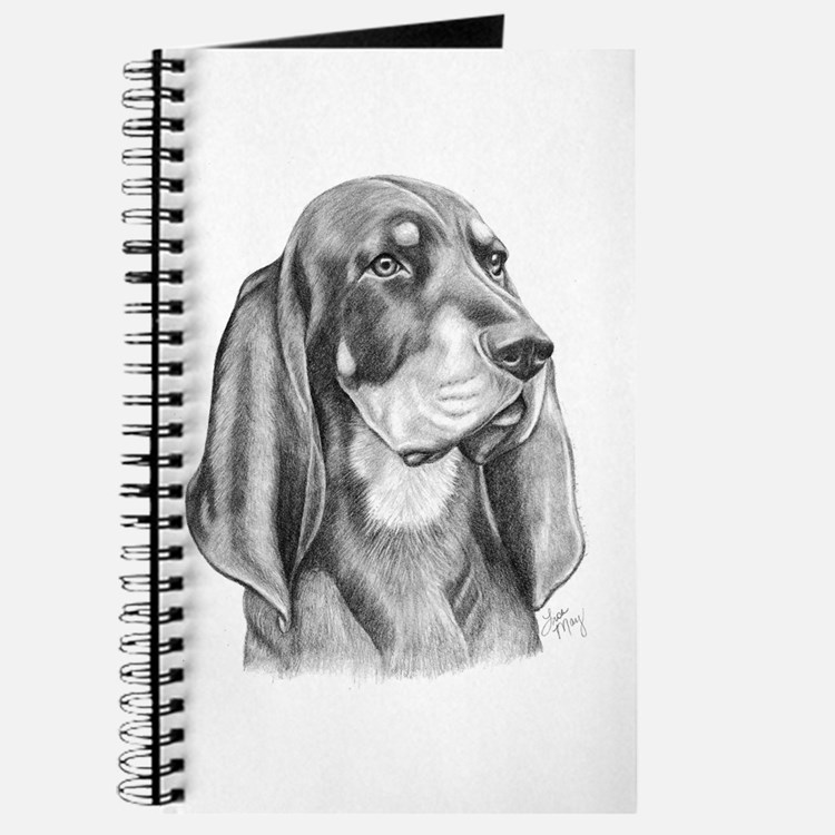 Black and Tan Coon Hound Journal