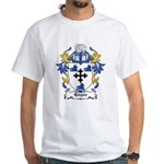 Hogue Coat of Arms White T-Shirt