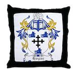 Hogue Coat of Arms Throw Pillow