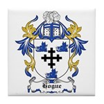 Hogue Coat of Arms Tile Coaster