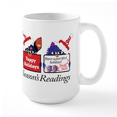 Season's Readings Mug