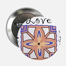 "Live Love Tatoo 2.25"" Button"