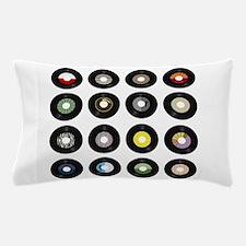 Records Pillow Case