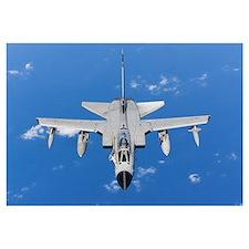 An Italian Air Force Panavia Tornado IDS armed wit