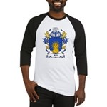 Hill Coat of Arms Baseball Jersey