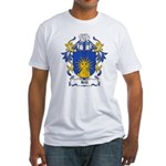 Hill Coat of Arms Fitted T-Shirt