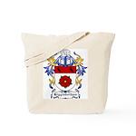 Higginbotham Coat of Arms Tote Bag
