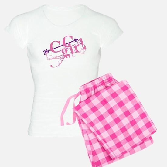 Cross Country Girl pajamas